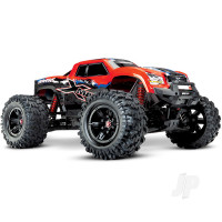 RedX X-Maxx 1:7 4X4 Brushless Electric Monster Truck (+ TQi, TSM, VXL-8s, Velineon 1200)