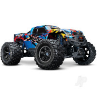 Rock 'N Roll X-Maxx 1:7 4X4 Brushless Electric Monster Truck (+ TQi, TSM, VXL-8s, Velineon 1200)