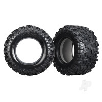 Tires, Maxx AT (left & right) (2pcs) / foam inserts (2pcs)