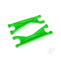 X-Maxx Upper Suspension Arm, Green (2 pcs)