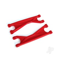 X-Maxx Upper Suspension Arm, Red (2 pcs)
