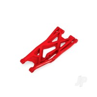 X-Maxx Lower Right Suspension Arm, Red