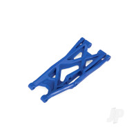 X-Maxx Lower Right Suspension Arm, Blue