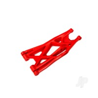 X-Maxx Lower Left Suspension Arm, Red