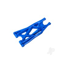 X-Maxx Lower Left Suspension Arm, Blue