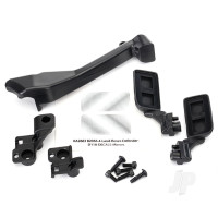 Mirrors, side (left & right) / snorkel / mounting hardware (fits #8011 body)
