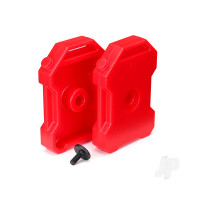 Fuel canisters (red) (2pcs) / 3x8 FCS (1pc)