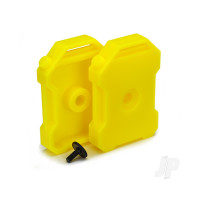Fuel canisters (yellow) (2pcs) / 3x8 FCS (1pc)