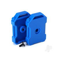 Fuel canisters (blue) (2pcs) / 3x8 FCS (1pc)