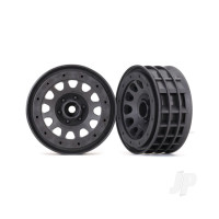 Wheels, Method 105 2.2in (charcoal grey, beadlock) (beadlock rings sold separately)