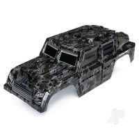 Body, Tactical Unit, night camo (painted) / decals