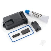 Receiver box cover (compatible with #8224 receiver box & #2260 BEC) / foam pads / seals / silicone grease