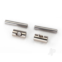 Cross pin (2pcs) / drive pin (2pcs) (to rebuild front axle shafts)