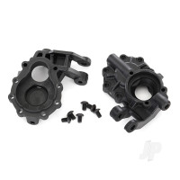 Portal drive housing, inner, front (left & right) / 2.5x4 BCS (6pcs)
