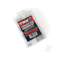 Hardware kit, stainless steel, TRX-4 (contains all stainless steel hardware used on TRX-4)