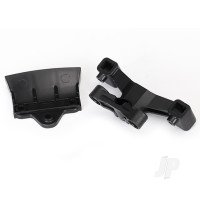 Bumper, rear (1pc) / rear body mount (1pc)