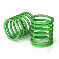 Spring, shock (green) (3.7 rate) (2pcs)