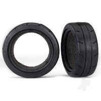 Tires, Response 1.9in Touring (front) (2pcs) / foam inserts (2pcs)