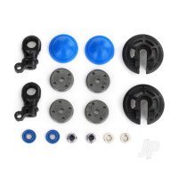 Rebuild kit, GTR shocks (x-rings, bladders, pistons, piston nuts, shock rod ends) (renews 2 shocks)