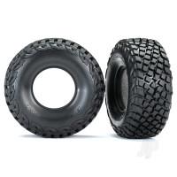 Tires, BFGoodrich Baja KR3 / foam inserts (2pcs)