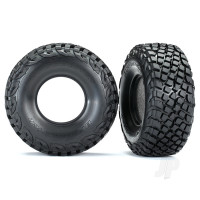 Tyres, BFGoodrich Baja KR3 / foam inserts (2pcs)
