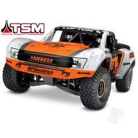 Unlimited Desert Racer: 4WD Electric Race Truck (+ TQi, TSM)