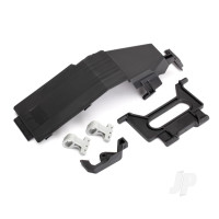 Battery door / battery strap / retainers (2pcs) / latch
