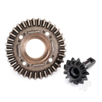 Ring Differential / Pinion Gear Differential (front)