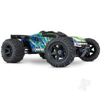 GREEN E-Revo VXL Brushless 1:10 4WD Brushless Electric Monster Truck (+ TQi, VXL-6s, TSM)