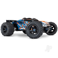 Orange E-Revo VXL 1:10 4X4 Electric Monster Truck (+ TQi, TSM, VXL-6s, Velineon 2200)
