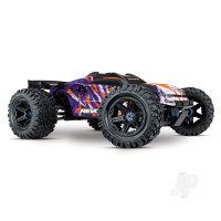 Purple E-Revo VXL Brushless 1:10 4WD Brushless Electric Monster Truck (+ TQi, VXL-6s, TSM)