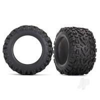 Tyres, Talon EXT 3.8in (2pcs) / foam inserts (2pcs)