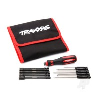 Premium 13-Piece Tool Kit with Carrying Case