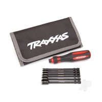 Premium 6-Piece Metric Tool Kit with Carrying Case