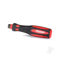 Speed bit handle, premium, Medium (rubber overmould)