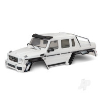 Body, Mercedes-Benz G 63, Pearl White
