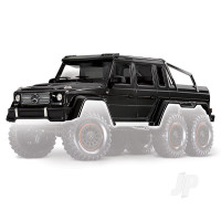 Body, Mercedes-Benz G 63, Gloss Metallic Black