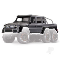 Body, Mercedes-Benz G 63, Matte Metallic Graphite