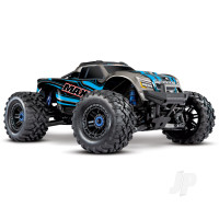 Blue Maxx 1:10 4X4 Brushless RTR Monster Truck (+ TQi, TSM, VXL-4S, Velineon 540XL)