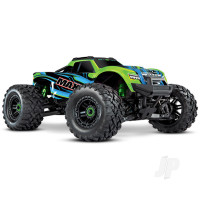 Green Maxx 1:10 4X4 Brushless RTR Monster Truck (+ TQi, TSM, VXL-4S, Velineon 540XL)