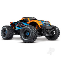 Orange Maxx 1:10 4WD Brushless Electric Monster Truck. Fully assembled, RTR, (+ TQi, TSM, VXL-4s, ProGraphix)