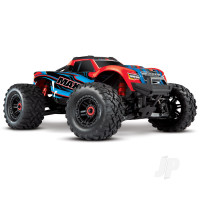 RedX Maxx 1:10 4WD Brushless Electric Monster Truck. Fully assembled, RTR, (+ TQi, TSM, VXL-4s, ProGraphix)