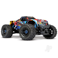 Rock 'N Roll Maxx 1:10 4X4 Brushless RTR Monster Truck (+ TQi, TSM, VXL-4S, Velineon 540XL)