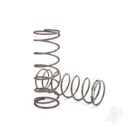 Springs, shock (natural finish) (GT-Maxx) (1.210 rate) (2pcs)