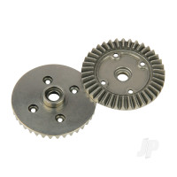 Differential Drive Spur Gear (2pcs) (Karoo)