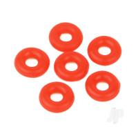 Shock O-Ring (Lower)(6pcs) (Karoo)