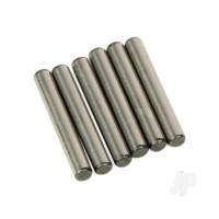 Pin 2x13mm (6pcs) (Karoo)