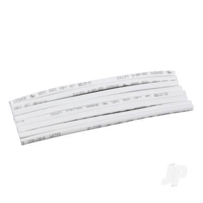 Heat Shrink Tubing, 3.1mm x 100mm, 1/8x4in (8pcs)