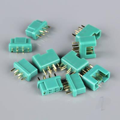 Multiplex Conector Pairs (5pcs)
