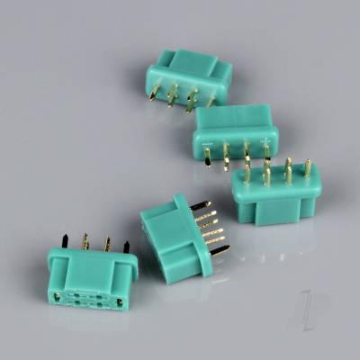 Multiplex Female (Battery End) (5pcs)